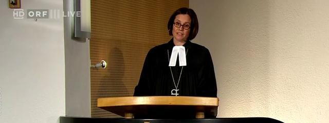Katharina Moser Diakonie Festgottesdienst