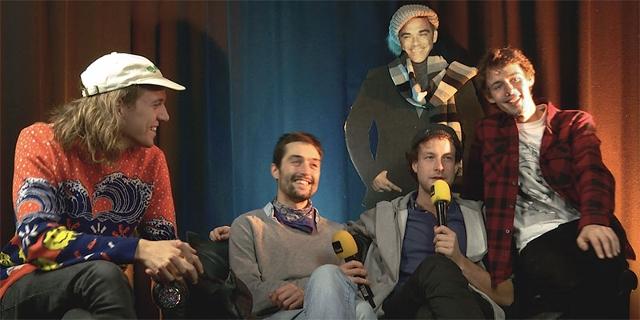 AnnenMayKantereit im FM4 Interview