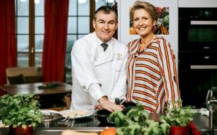 Mein wunderbarer Kochsalon <br /> Cordon Bleu mit Butterreis