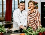 Mein wunderbarer Kochsalon  Cordon Bleu mit Butterreis