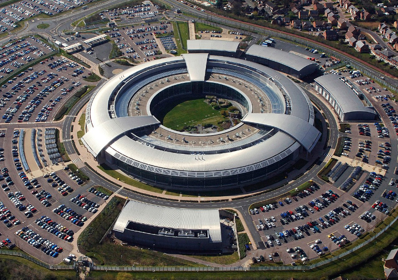 Hauptsitz des GCHQ in Cheltenham