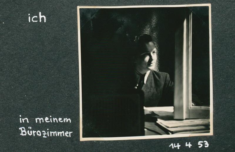 Porträt-Okopenko vom 14. April 1953
