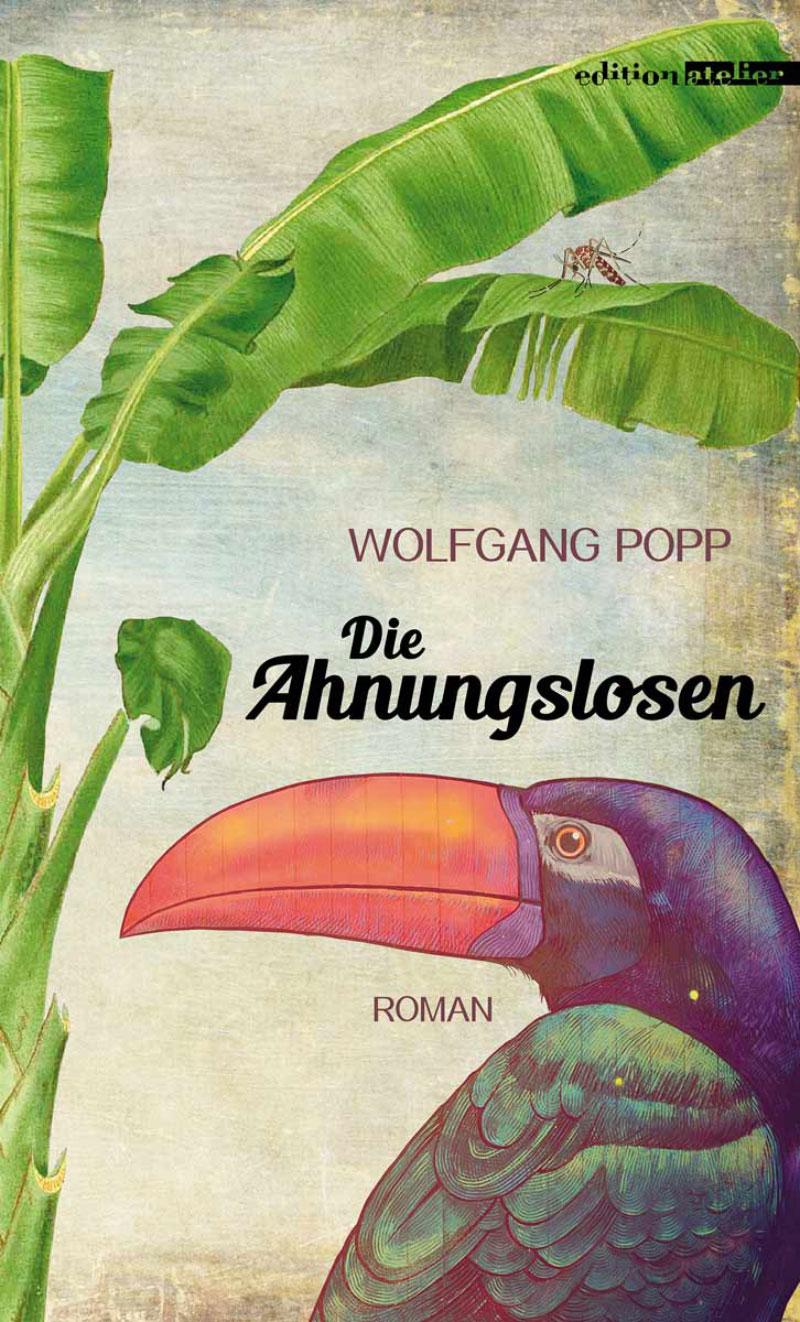 """Cover """"Die Ahnungslosen"""""""