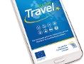 Startseite der Reise-App