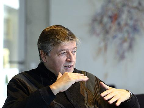 Der Sprecher der Pfarrer-Initiative Helmut Schüller