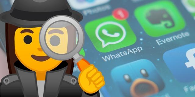 Spionin Emoji