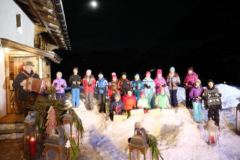 Heimat Österreich  Vorarlberger Advent