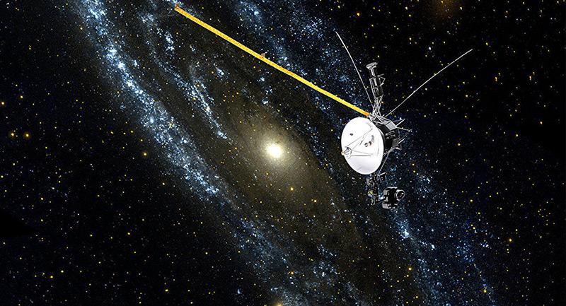 """""""Magnetische Wand"""" im interstellaren Raum"""