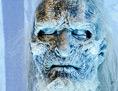 "Modell eines White Walkers aus ""Game of Thrones"""