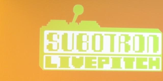 Teilnehmerinne und Teilnehmer beim SUBOTRON Live Pitch 2018.