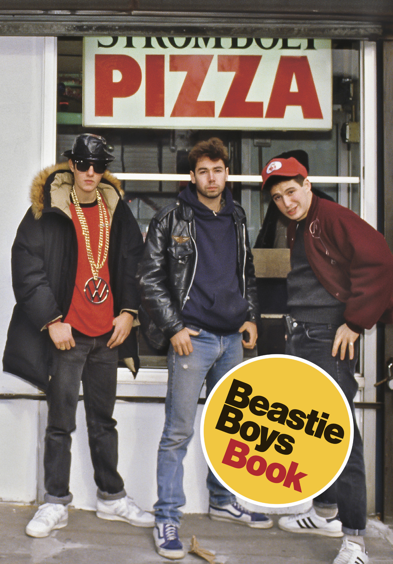 Beasty Boys Buch