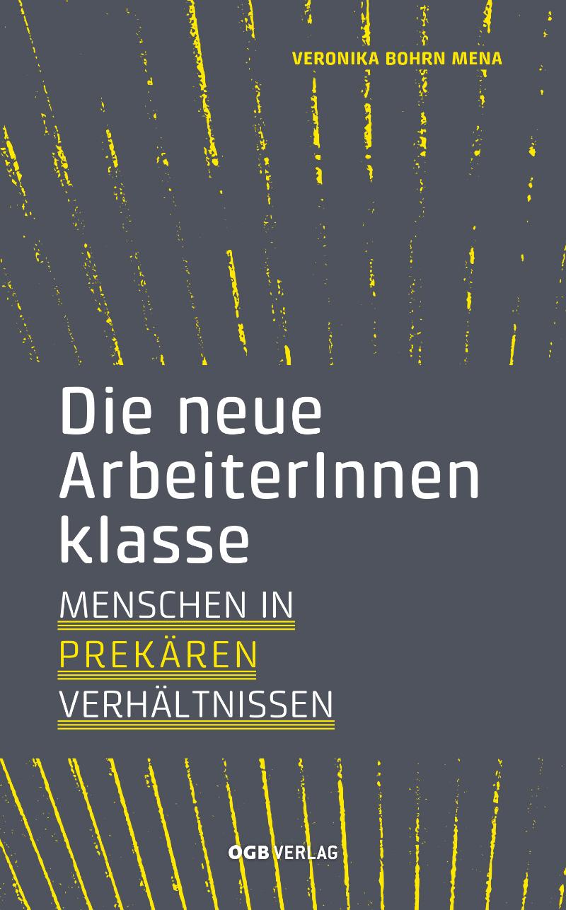 """Cover """"Die neue ArbeiterInnenklasse"""""""