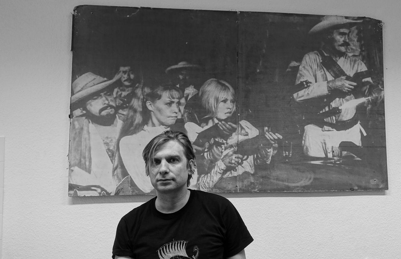 Jens Friebe in Berlin