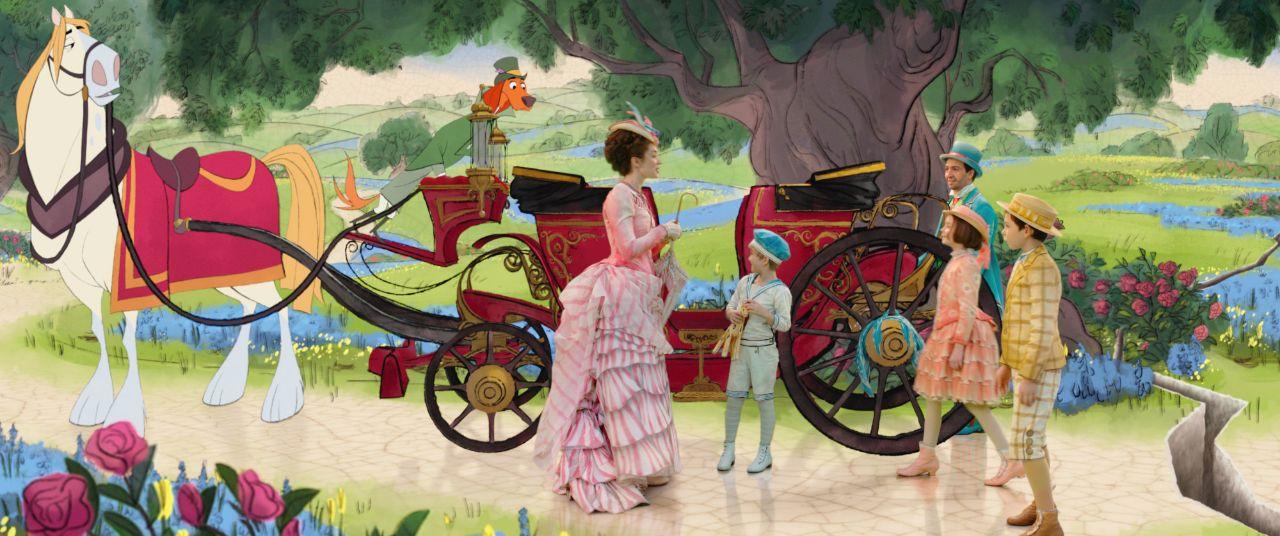 """szenenbild aus """"Mary Poppins"""""""