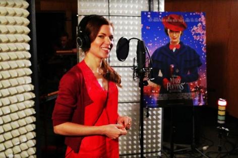 Mary Poppins' österreichische Stimme