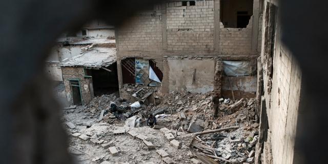 Ruinen in Syrien