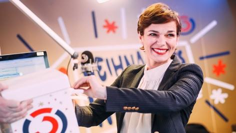 Pamela Rendi Wagner beim XWU