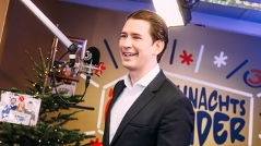Sebastian Kurz beim XWU
