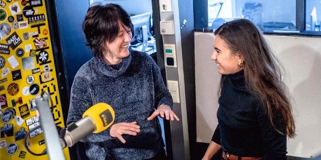 Madeleine Alizadeh im Gespräch mit Elisabeth Scharang