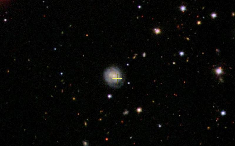 AT2018cow im Sternbild Herkules