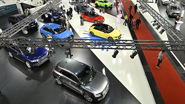 Vienna Autoshow 2019