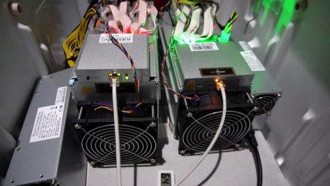 Im Brennpunkt Die Bitcoin-Millionäre: Mit vollem Einsatz ins Risiko