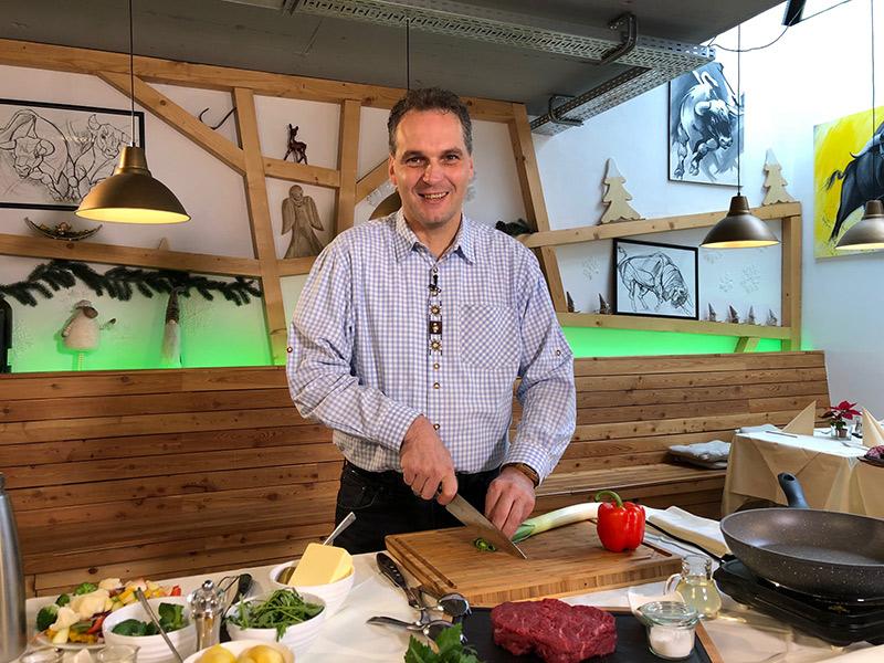 Kärnten EG Bad Kleinkirchheim Steak Freitag 19 Jänner 2019