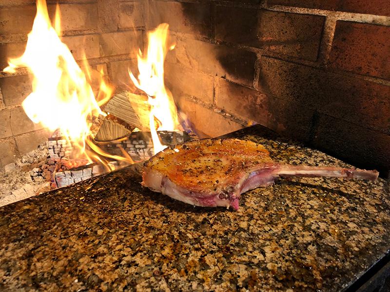 Kärnten Gnesau Tomahawk Steak itt