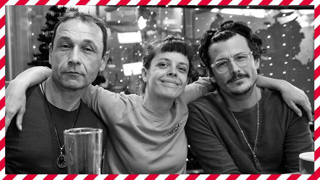 Familie Lässig im Treffpunkt Österreich
