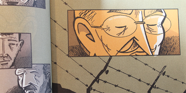 Graphic Novel Mauthausen