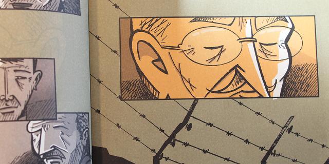 Graphic Novel Mauthausen