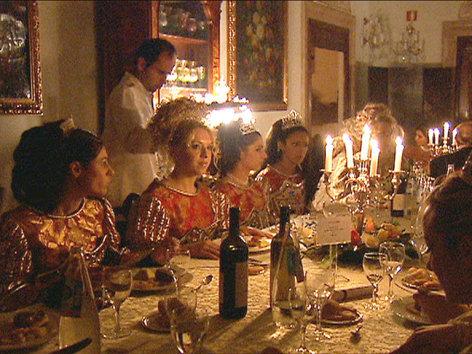 Musikalisch Kulinarisch  Mozart und Da Ponte  Originaltitel: Musikalisch Kulinarisch Mozart und Da Ponte (AUT 2006), Gestaltung: Georg Madeja