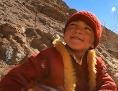 Der kleine Padma Angdu wird als Wiedergeburt eines buddhistischen Meisters verehrt.
