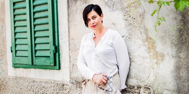 Portraitfoto der kroatischen Autorin Olja Savičević