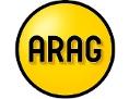 Logo der Rechtsschutzversicherung ARAG
