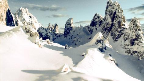 Dolomiten - Sagenhaftes Juwel der Alpen