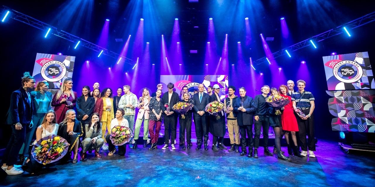 MMETA Eurosonic Winners