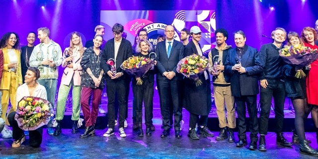 MMETA Eurosonic Winners
