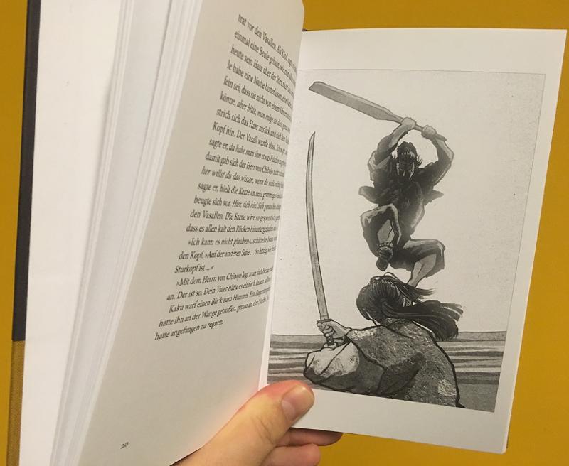 """Buch """"Die Rache"""""""