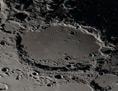 Ein Mondkrater