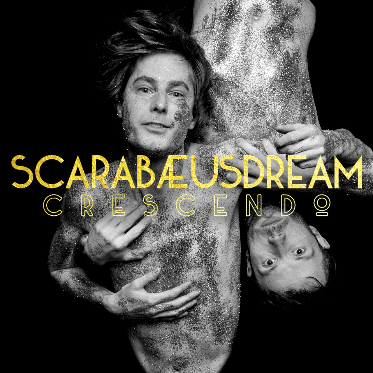 "Albumcover ""Crescendo"" Scarabeusdream"