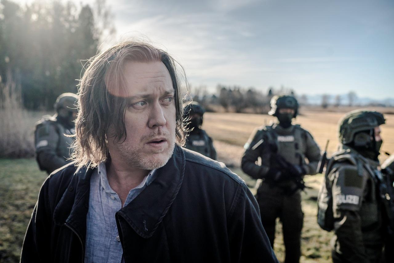 Nicholas Ofczarek als Kommissar Gedeon Winter