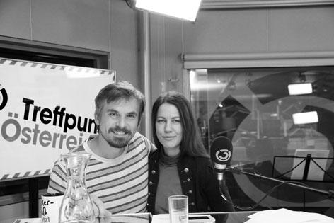 GuGabriel im Treffpunkt Österreich bei Thomas Kamenar