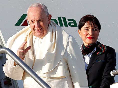 Papst plant Reise nach Japan im November
