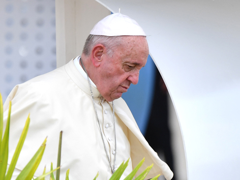 Papst Panama Warnung Stigmatisierung