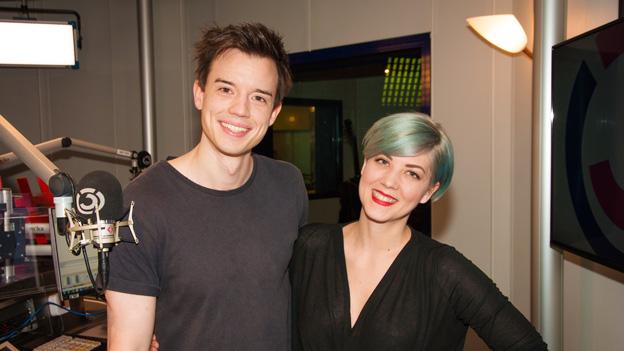 Pænda startet für Österreich beim Song Contest in Israel