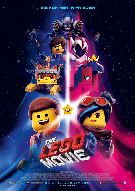 "Movie Minute ""The LEGO Movie 2"""