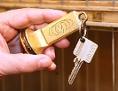 Zimmerschlüssel eines Hotels