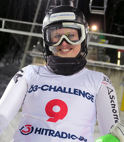 Ö3-Hörerin Lisa Flachberger