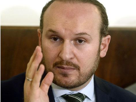 IGGÖ-Präsident Ümit Vural